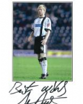 Andrew Davies (Footballer) - Genuine Signed Autograph 7671